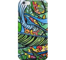 Flowers & Ferns iPhone Case/Skin