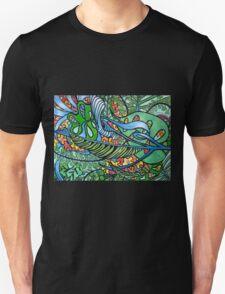 Flowers & Ferns Unisex T-Shirt