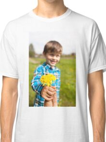 mother day concept Classic T-Shirt