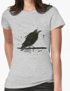 Temple Womens Fitted T-Shirt