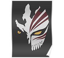 Hollow Mask Bleach Anime Poster