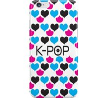 K-POP holic iPhone Case/Skin