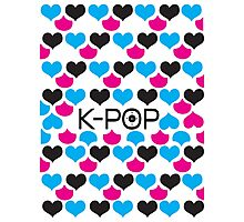 K-POP holic Photographic Print