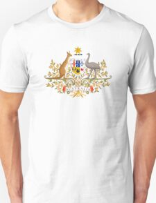 Australian Coat of Arms T-Shirt
