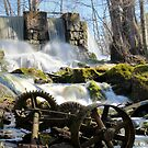 21.4.2015: Rapids and Old Dam IV by Petri Volanen