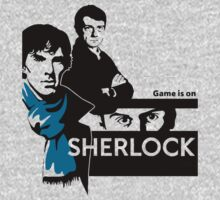 game is on...sherlock!!! by punturex