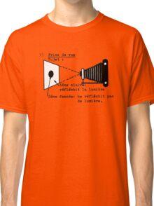 la prise de vue Classic T-Shirt