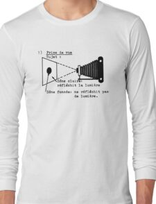 la prise de vue Long Sleeve T-Shirt