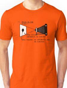 la prise de vue Unisex T-Shirt