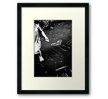 {annie} Framed Print