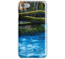 spring stream iPhone Case/Skin