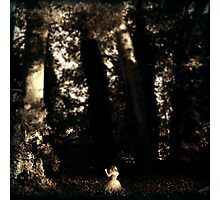 Forest Dance Photographic Print