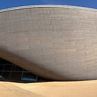 The London Aquatics Centre by John Gaffen