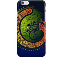 Celtic Twist iPhone Case/Skin