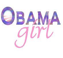 Obama Girl by Bobbi Miller-Moro