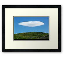 Gentleness Framed Print