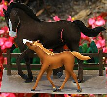You Will Be A Horse, My Son by artisandelimage