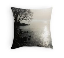 A Bright New Day Throw Pillow