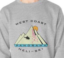 West Coast Panorama Heli-ski Pullover