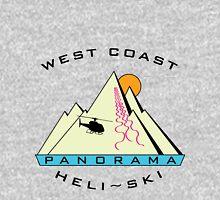 West Coast Panorama Heli-ski T-Shirt