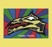 """Happy Hyena"" Kids Tee"