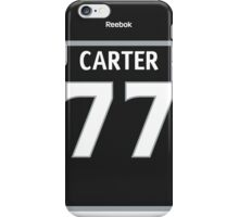 Los Angeles Kings Jeff Carter Jersey Back Phone Case iPhone Case/Skin