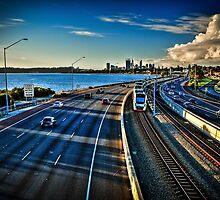 Gritty City by Joe Asselin
