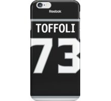 Los Angeles Kings Tyler Toffoli Jersey Back Phone Case iPhone Case/Skin
