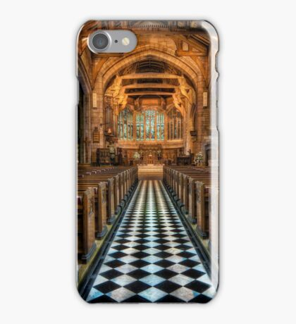 Show Me The Way iPhone Case/Skin