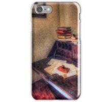 Old Antique Desk iPhone Case/Skin