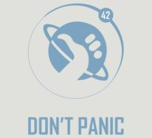 Don't Panic by FieryTiger