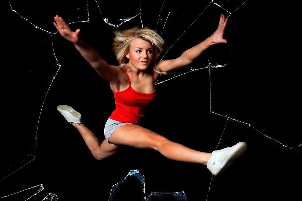 Gymnast by Adrian Richardson
