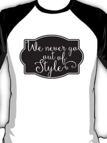 Style - T  T-Shirt