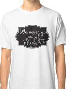 Style - T  Classic T-Shirt