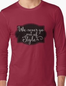 Style - T  Long Sleeve T-Shirt