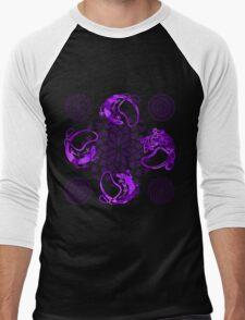 Dream Lizards Men's Baseball ¾ T-Shirt