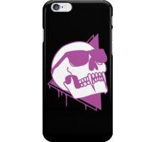 Wayfaring Undead - Purple iPhone Case/Skin