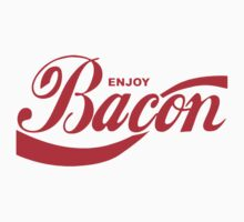 Enjoy Bacon One Piece - Short Sleeve