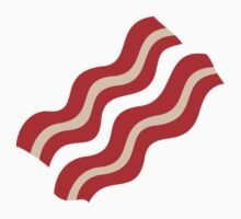Strips of Bacon Kids Clothes