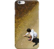River Gold iPhone Case/Skin