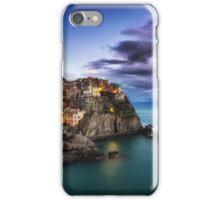 Manarola Blues iPhone Case/Skin