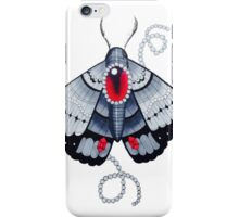 Four moths and a jewel iPhone Case/Skin