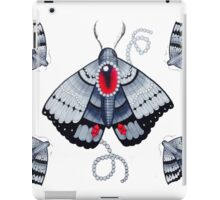 Four moths and a jewel iPad Case/Skin