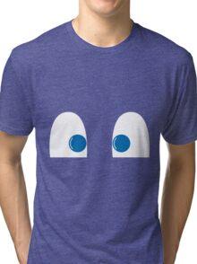 Nyu's eyes V2 Tri-blend T-Shirt