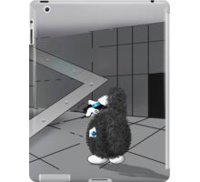 Nyu Portal testing room iPad Case/Skin