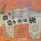 Duncan's Rhino by Jill Leonardi