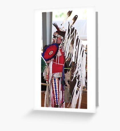 Chief Greeting Card