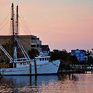 Carolina Beach pier III by PJS15204
