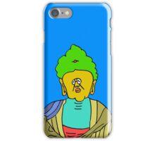 Buddharupa iPhone Case/Skin