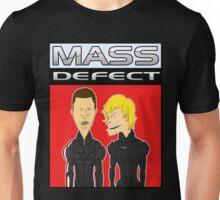 Mass defect Unisex T-Shirt